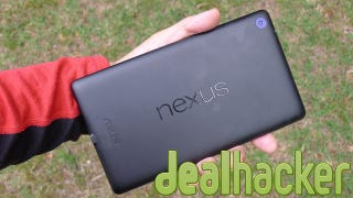 Illustration for article titled $50 Off the New Nexus 7, 4K for $520, Cheap SSD [Deals]