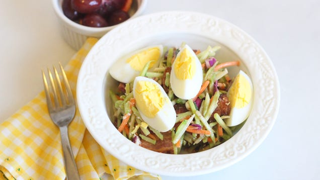 Make a Big Batch of Breakfast Slaw and Eat From It All Week