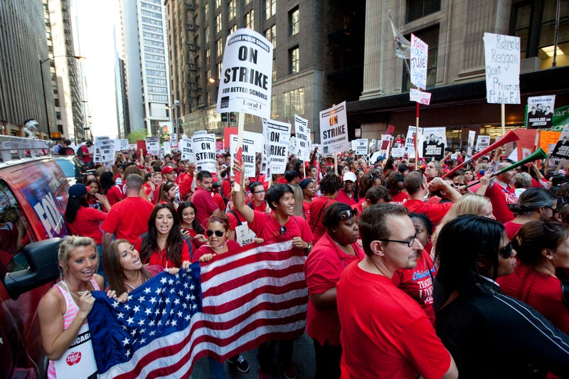 """National """"Right to Work"""" Law Would Be The Union Apocalypse"""
