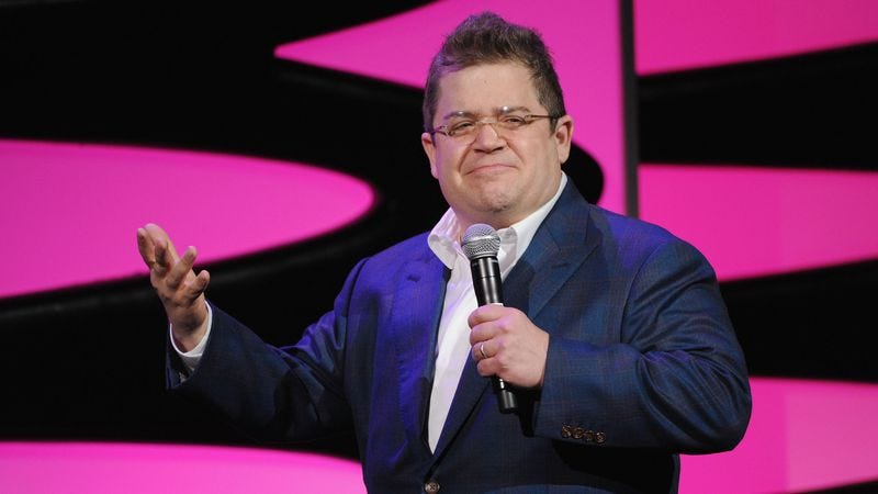 Illustration for article titled Noted smartass Patton Oswalt live-tweeted last night's GOP debate