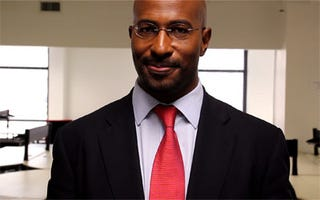 Van Jones (Elon James White)