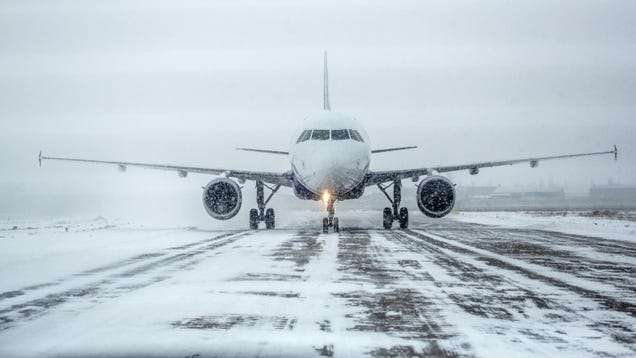 Why Only Some Flights Get Canceled for Bad Weather