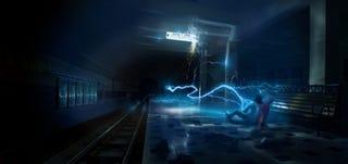 Illustration for article titled The Darkest Hour Concept Art