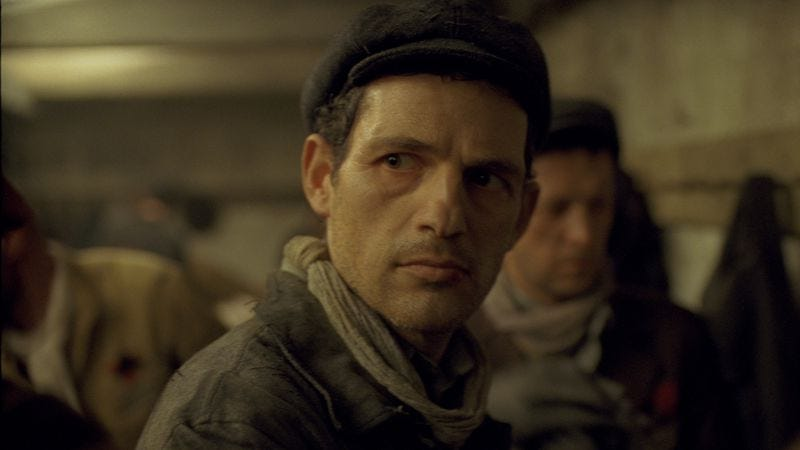 Illustration for article titled The urgent Son Of Saul is a Holocaust drama like no other