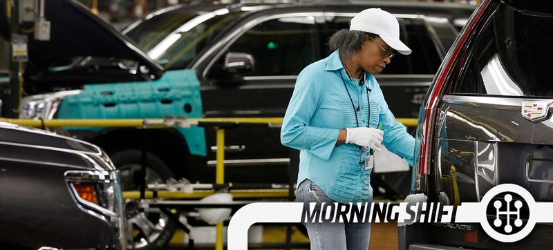 Illustration for article titled GM Reaches Tentative Deal With UAW Leaders To Avert Strike