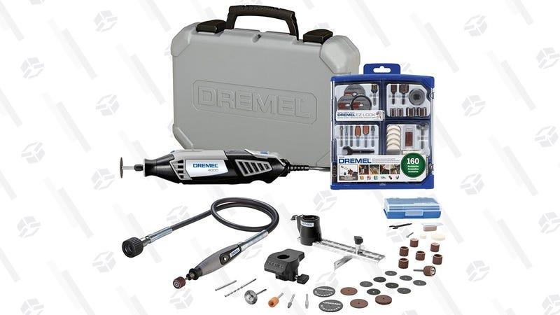 Dremel 4000-2/30 Plus Accessory Kit | $73 | Amazon