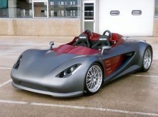 Illustration for article titled More from Sbarro:  Espera Sbarro Turbo S20 Concept