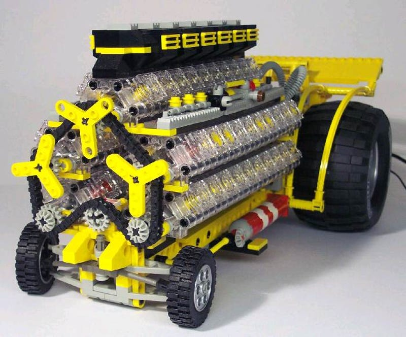 Cars with more than 12 Cylinders (14, 16, 18, 20, and beyond!)