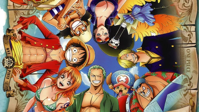 Illustration for article titled One Piece Creator On Drawing Boobs