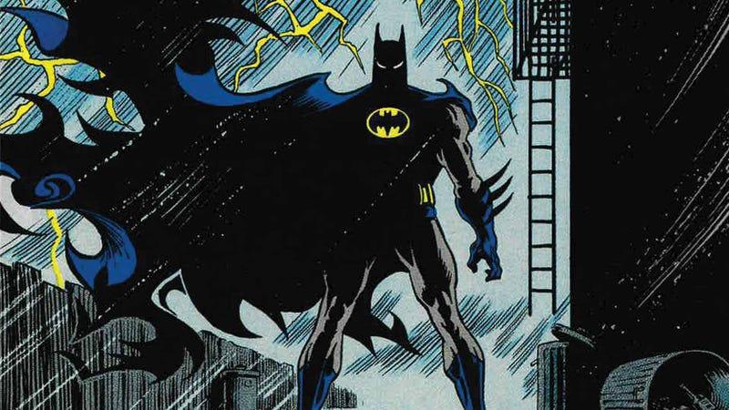 Illustration for article titled R.I.P. iconic Batman artist Norm Breyfogle