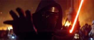 Por qué su sable láser es distinto, y otros secretos del nuevo villano de Star Wars