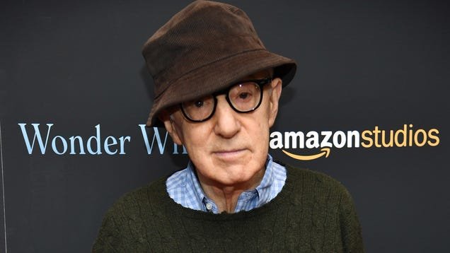 Shocking report suggests that Woody Allen's unpublished writings are super creepy