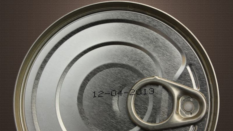 Illustration for article titled Do canned foods ever expire?