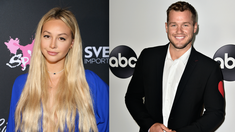Illustration for article titled Corinne Olympios Thinks Colton Underwood Is An 'Insincere' Non-Virgin