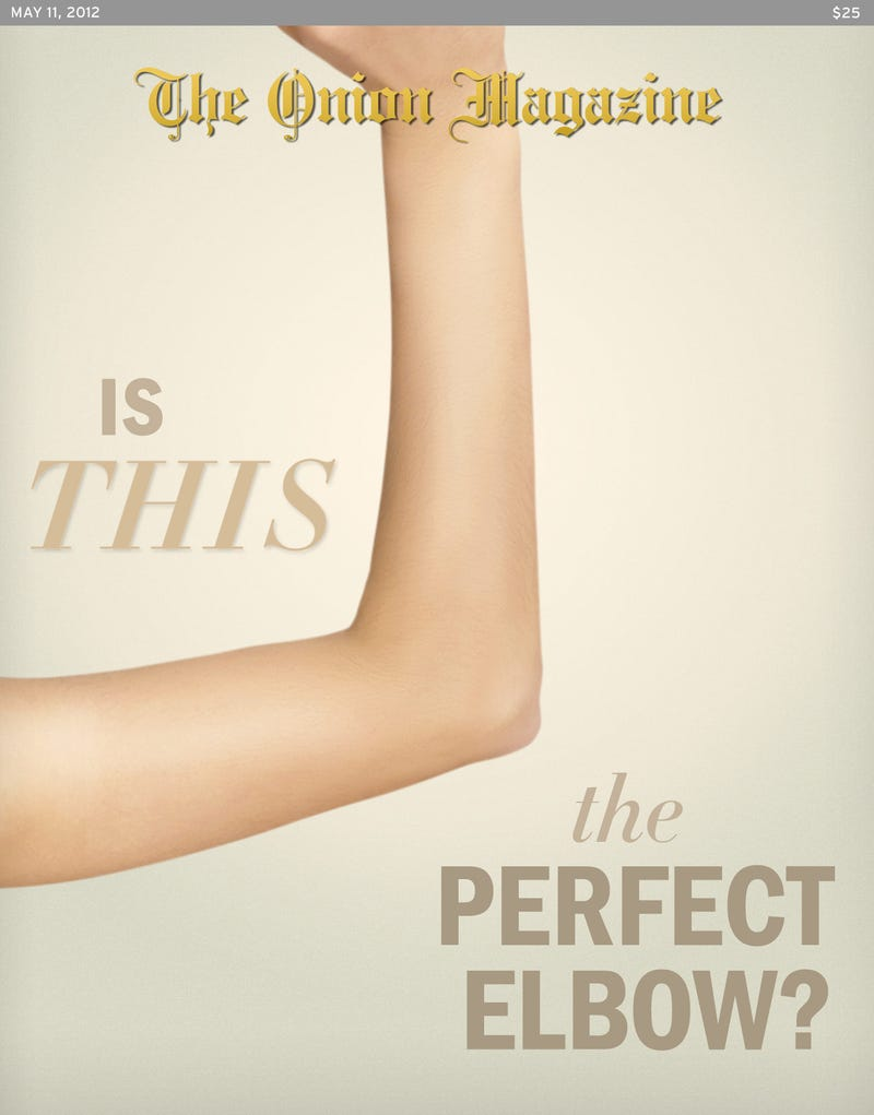 Illustration for article titled Is This The Perfect Elbow?