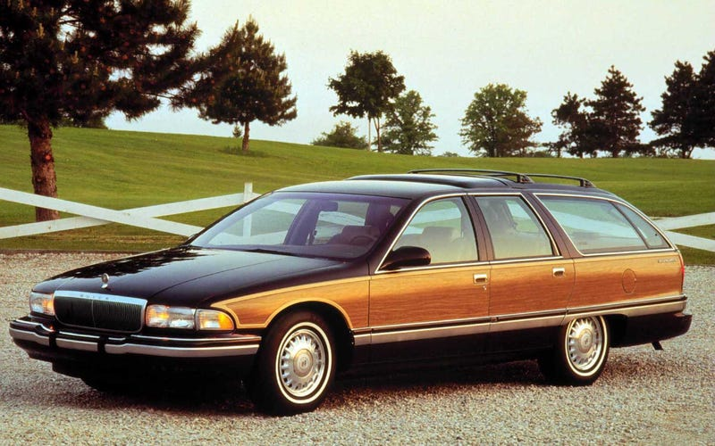 Illustration for article titled Buick Wagon?