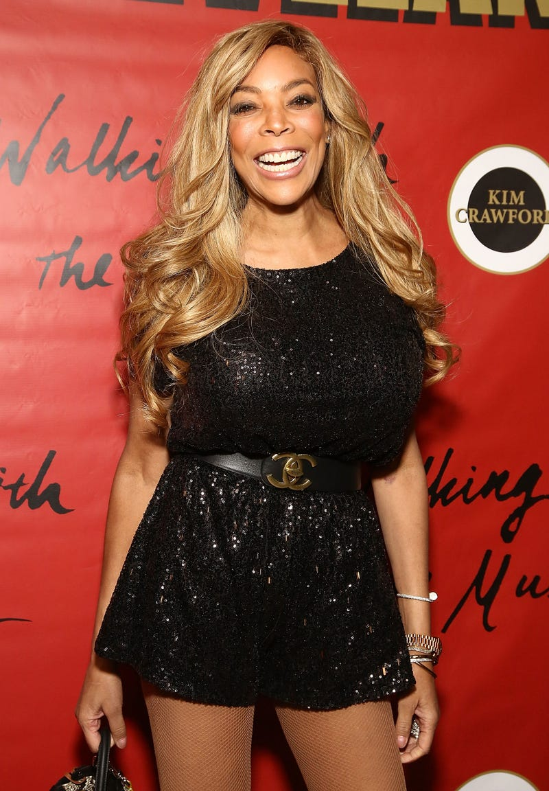 Wendy Williams  Astrid Stawiarz/Getty Images