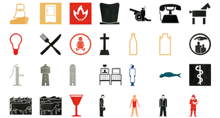 Illustration for article titled The Story Behind the Universal Icons That Came Long Before Emoji