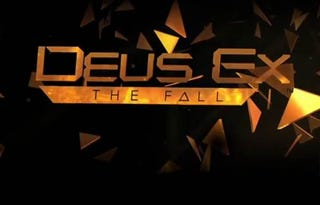 Illustration for article titled So... Deus Ex: the Fall... boy was I excited yesterday!