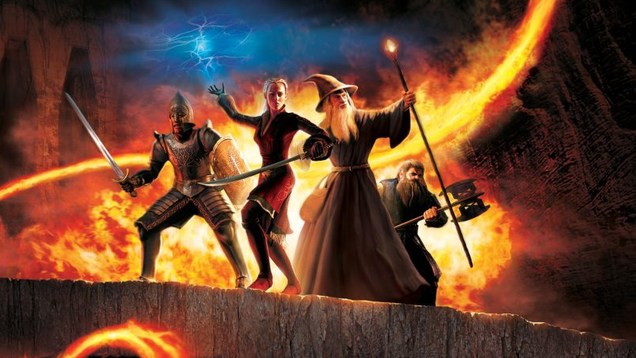 Revisiting the Weird Legacy of Lord of the Rings: The Third Age