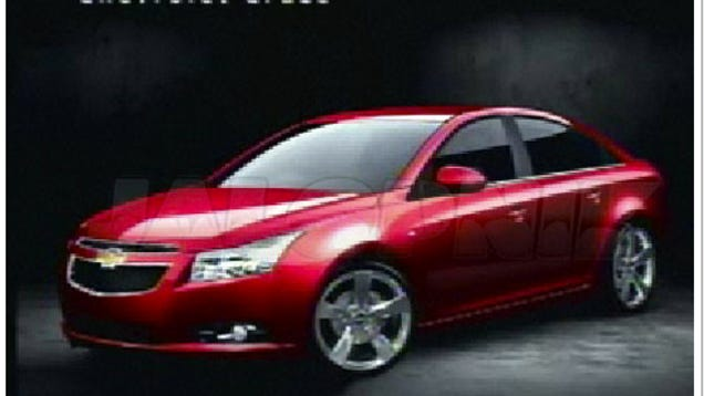 2010 chevy cruze to get 45 mpg fight prius with one. Black Bedroom Furniture Sets. Home Design Ideas