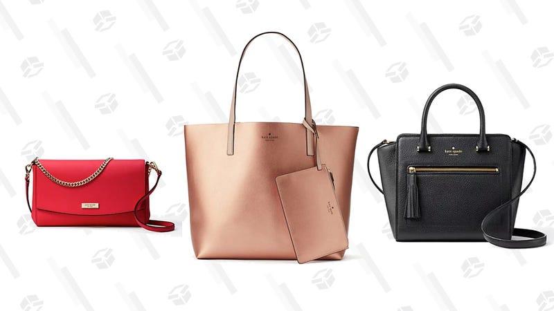 deals on kate spade handbags