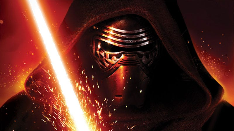 Illustration for article titled Kylo Ren's Fake Twitter Account Is The Best