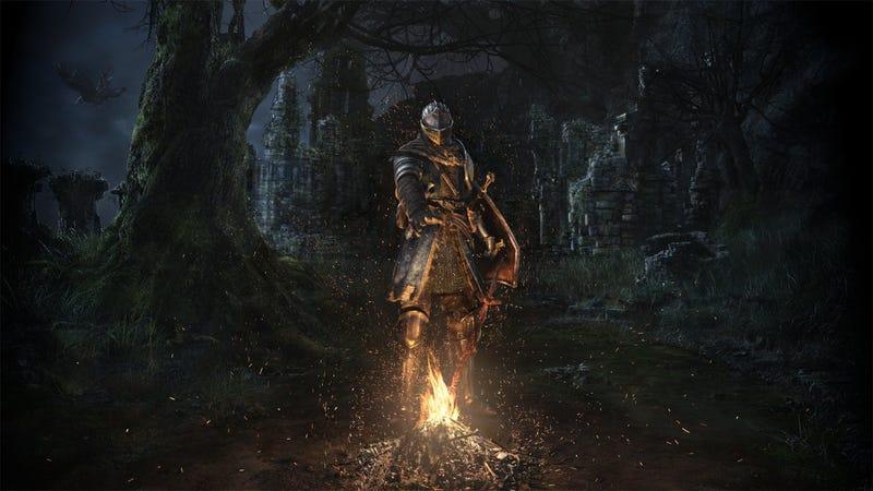 Illustration for article titled Dark Souls, Hyrule Warriors y todos los juegos que llegarán a pronto a la Switch