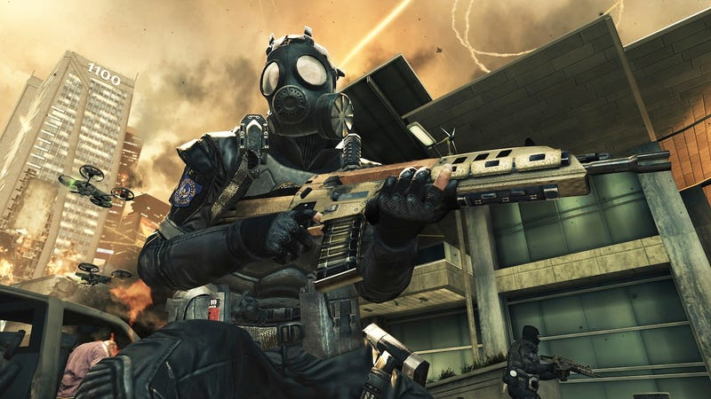 Illustration for article titled Why Call of Duty Still Has Single-Player Campaigns