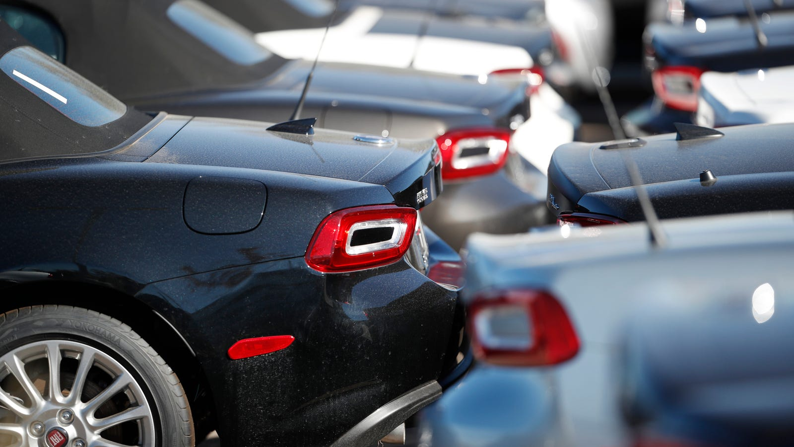 More Than Half Of All New Car Loans In Canada Are Financed