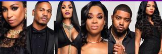 The cast of Love & Hip Hop: AtlantaVH1 Screenshot