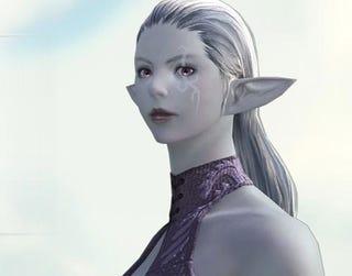 Illustration for article titled Final Fantasy XIV Doesn't Have Dark Elves, It Has Duskwight Elezen