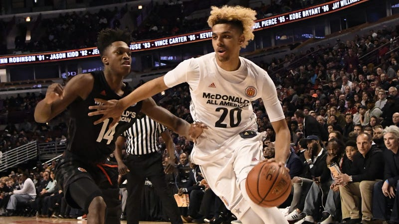 FBI clears top Louisville recruit Brian Bowen in investigation