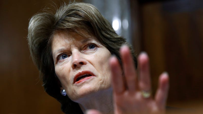 Senate Committee on Energy and Natural Resources Chair Sen. Lisa Murkowski, who is leading a push to open the Arctic National Wildlife Refuge to drilling. Photo: AP