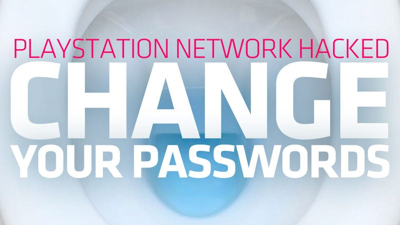 Illustration for article titled Sony Comes Clean: PlayStation Network Hackers Have Stolen Personal Data