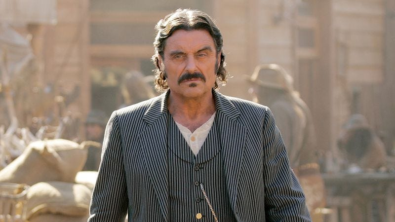 Illustration for article titled Ian McShane drops a big hint about his upcoming role on Game Of Thrones