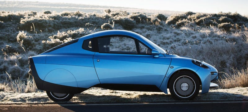 Illustration for article titled The Rasa Hydrogen Car Is A Complete Waste Of Government Money