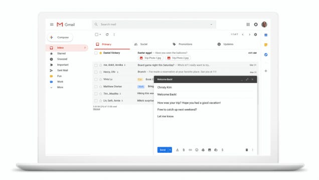 How to Schedule Emails With Gmail's New Feature