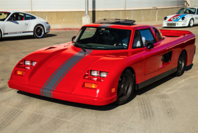 Illustration for article titled Ugly 1990 Mosler Consulier GTP is Ugly- Just Sayin'