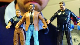 Illustration for article titled Faculty action figures = academia's hot new trend?