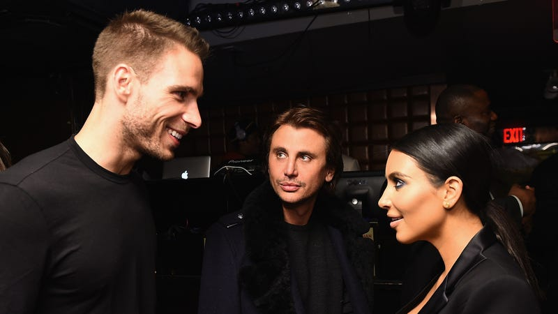 Illustration for article titled Jonathan Cheban Is Filming a Reality Show, Wants to Be Robin Leach