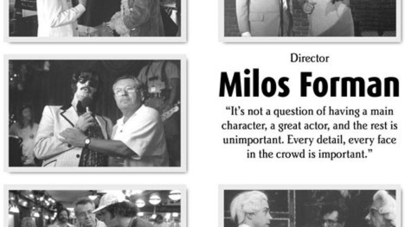 Illustration for article titled Milos Forman