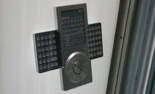 Illustration for article titled The KDDI Design Center's Futuristic Concept Phones and Less Impressive Regular Phones