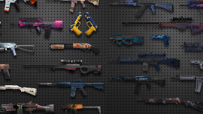 CSGO Skin Traders Dumping Their Inventories After Valve
