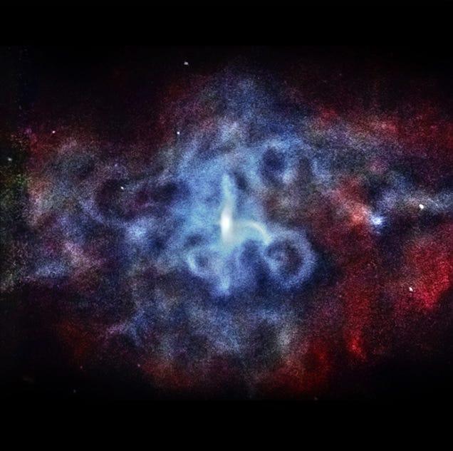 Una extinción masiva puede deberse a una Supernova