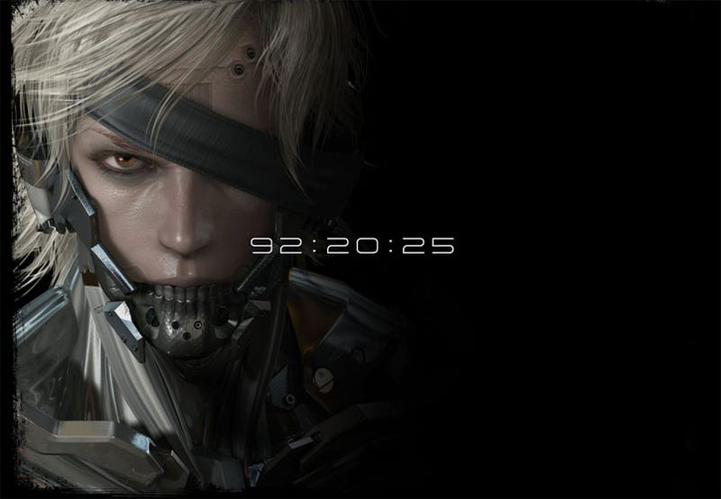 Illustration for article titled Kojima Updates Site Yet Again With Familiar Face, Hidden Mystery Mask