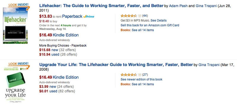 How can they MAKE me buy four more books?