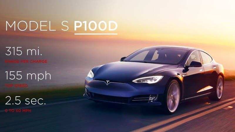 Is The Tesla Model S P100D Really The Quickest Production Car Ever?