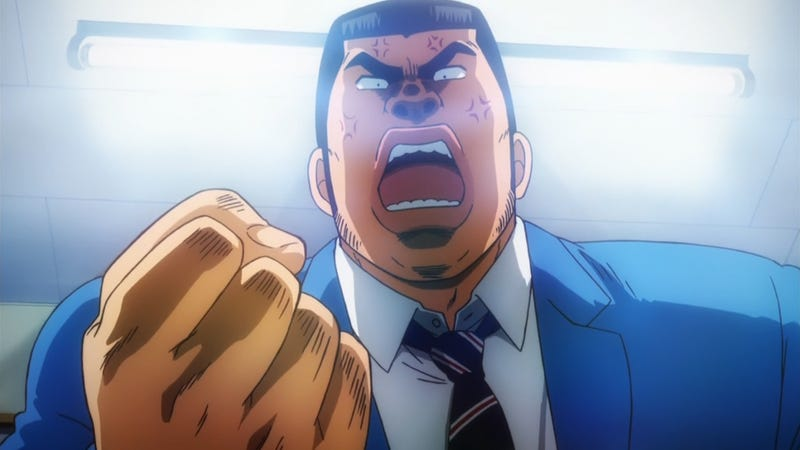 My Love Story Pays Homage To Japans Most Famous Anime Bully-9070