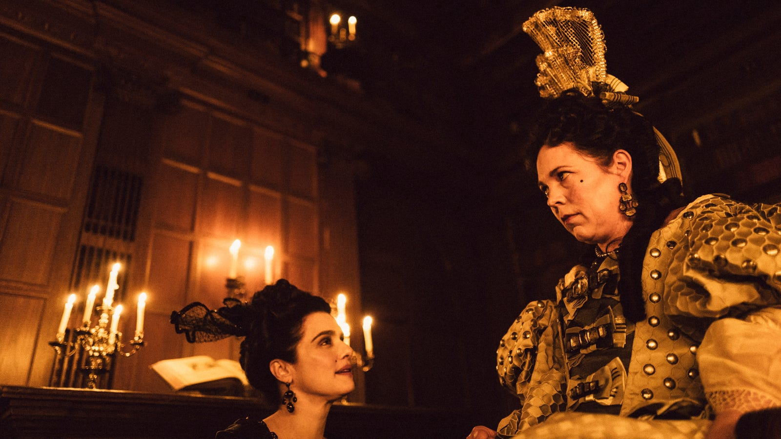 The Favourite is a sharp-tongued costume drama with a delirious, disorienting edge - The A.V. Club